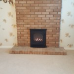 inset bf stove finish gazco stockton
