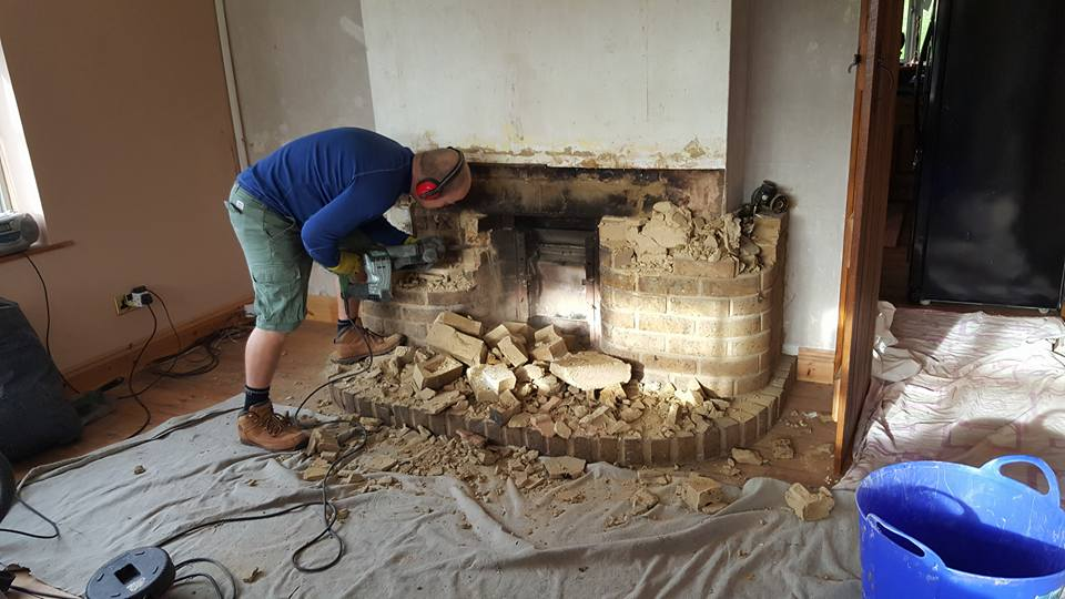Rochester Fireplaces- Projects
