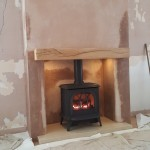 stove chamber stove fitted 5